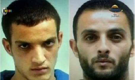 harnofkillers - The face of evil Terrorists Uday and Ghassan Jamal Channel 10