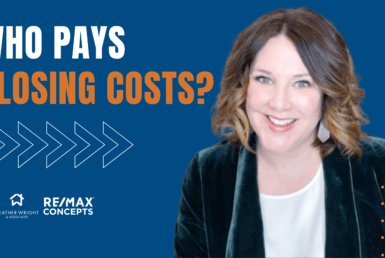 who pays for closing costs