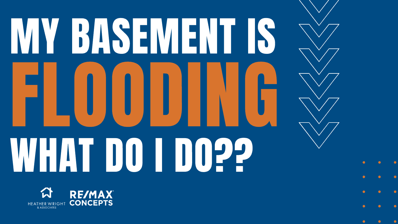 My Basement is Flooding What Do I Do?