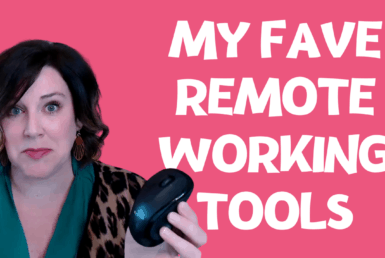 my favorite remote working tools