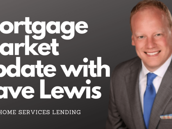 Mortgage market update