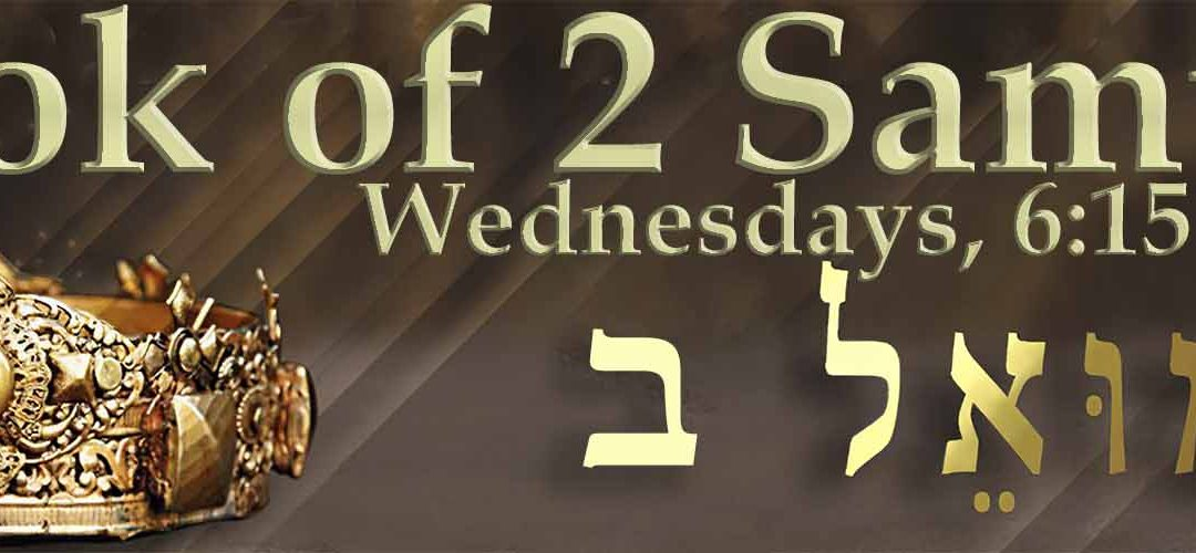 Book of 2 Samuel, Wednesdays