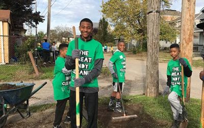 Cleaning up the Community