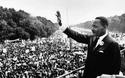 A video meditation for Martin Luther King, Jr. Day