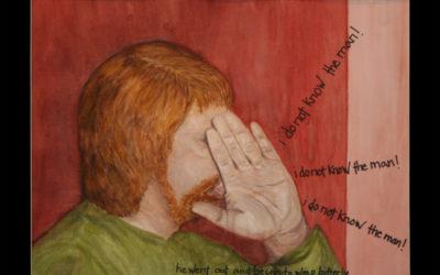 Virtual Tenebrae Worship for Holy Week