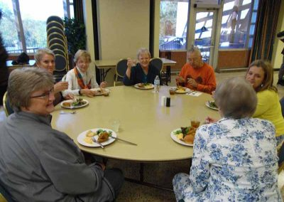 DDD)_Lunchtime -in Legacy Cafe at Louisville Seminary_10-14-2019_SAM_8623