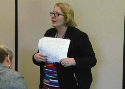 ZZZ87)_POAMN Business Meeting_Treasurer, Lynne Trout_10-17-2019_SAM_8810