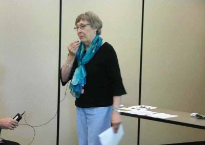 ZZZ89)_POAMN Business Meeting_Conf Chair, Lillian Rhudy_10-17-2019_SAM_8817