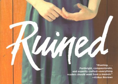 ULit Review: Ruined A Memoir