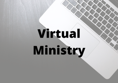 Virtual Ministry