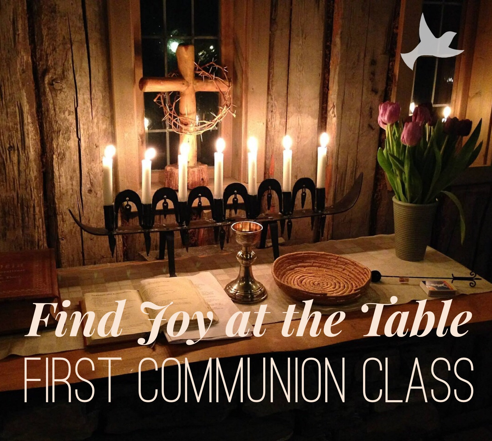First Communion Class