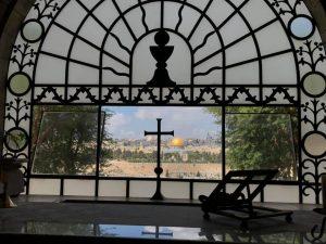 Jerusalem from the Mount of Olives