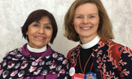 The Rev. Dina van Klaveren shares testimony on Cuba