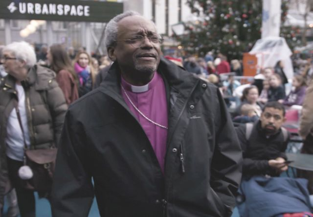 A Christmas message from the Presiding Bishop of The Episcopal Church, The Most Rev. Michael Bruce Curry