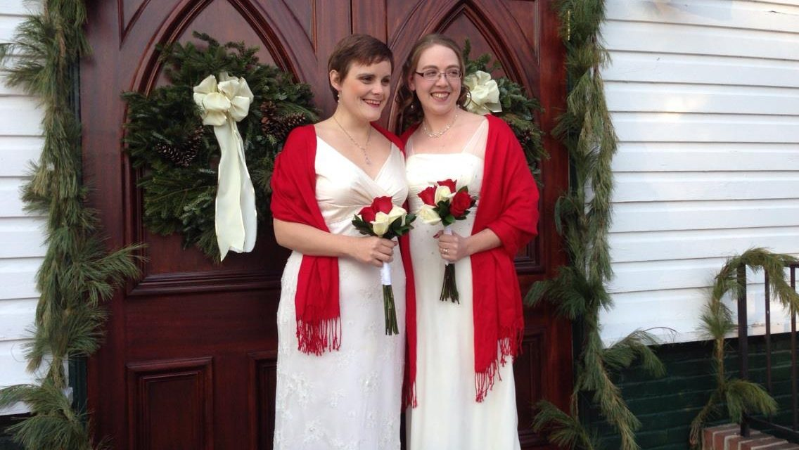 Annapolis Episcopal clergy wives reflect on fight for love under God, the law and across the Atlantic