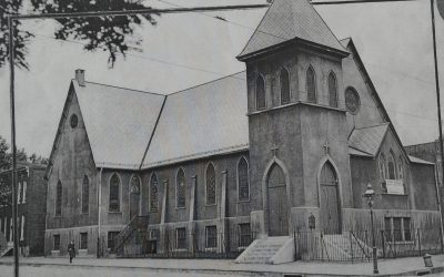 From the Archives: Holy Trinity Church, Baltimore