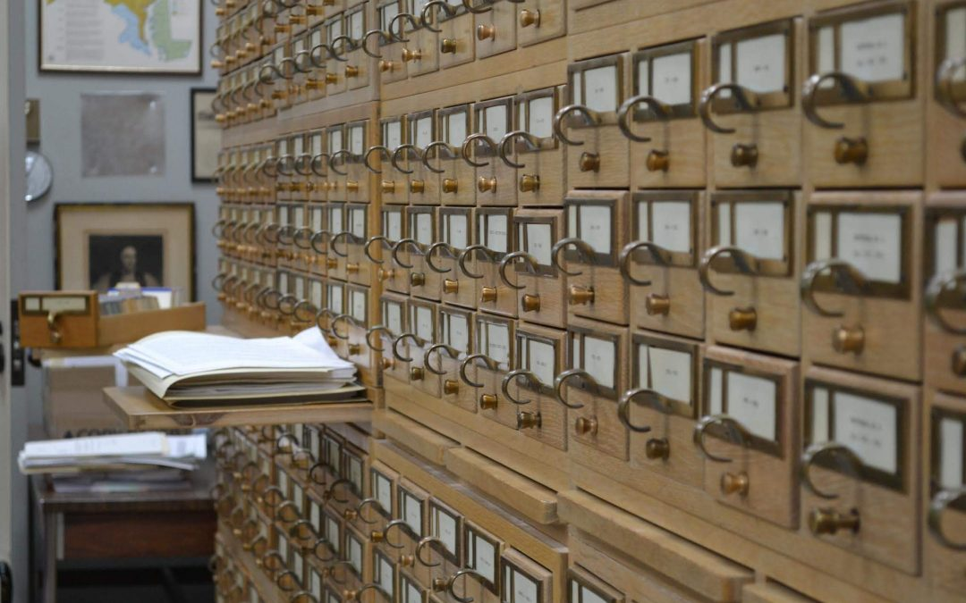 Reflections from our diocesan archivist