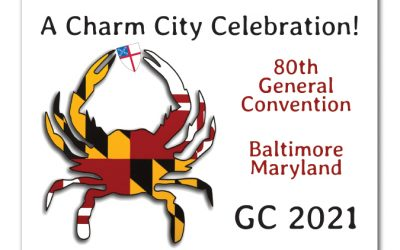 The Episcopal Church General Convention Office announces 2021 Baltimore dates