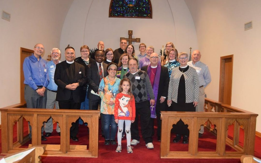 Episcopal Church's Opioid Task Force makes Way of Love pilgrimage to West Virginia