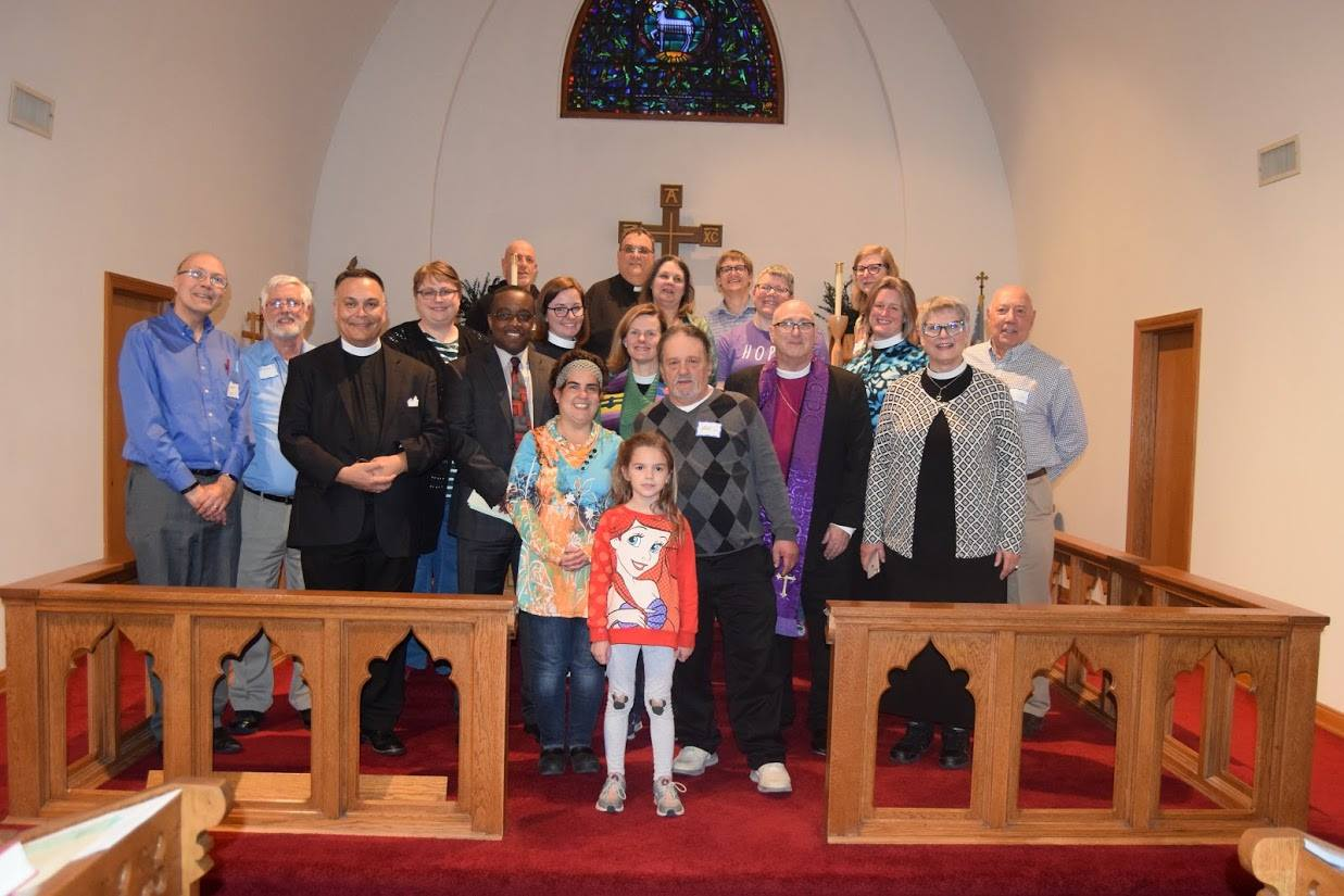 Episcopal Church's Opioid Task Force Makes Way Of Love