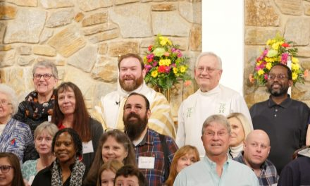 Maryland partnership blends Episcopal Lutheran congregations while upholding both traditions
