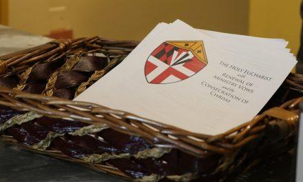 Holy renewal in Holy Week
