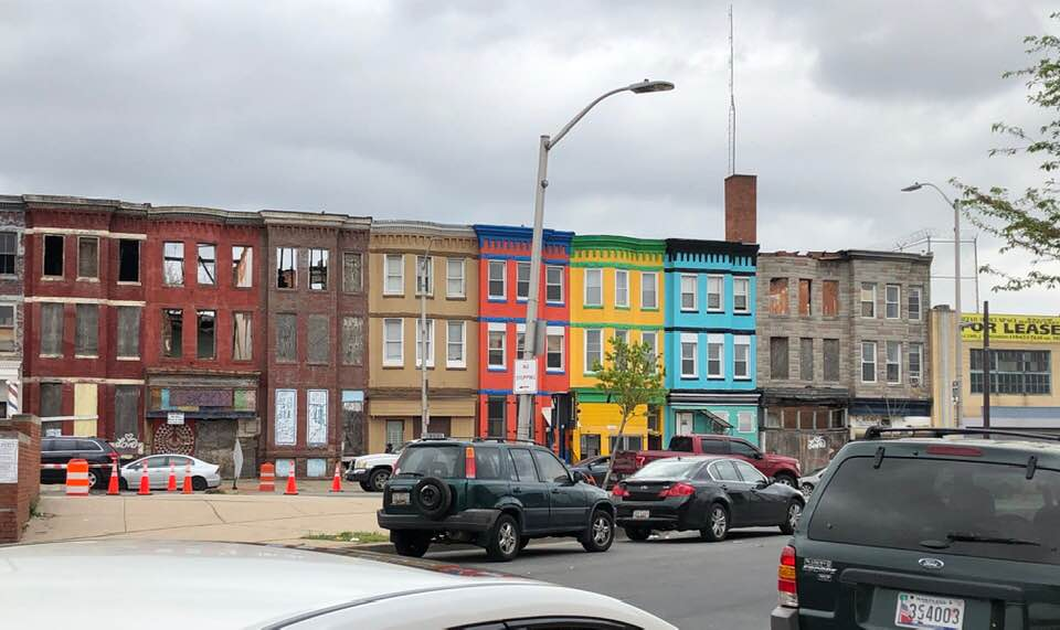 Good Friday prayer walkers celebrate life, discover new loss, pray