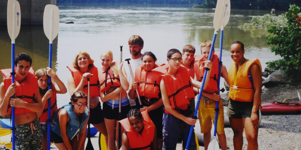 From the Archives: Summer Fun at Claggett