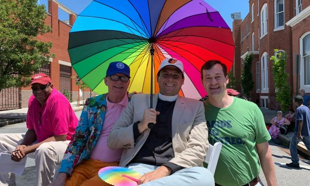 Maryland Episcopalians participate in Pride month