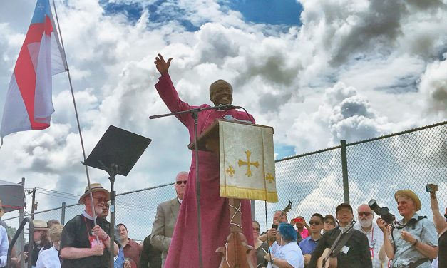 "Presiding Bishop Michael Curry issues statement on what it means to be ""neighbor"""