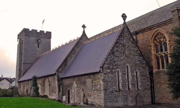 St. John's Church, Havre de Grace and the Parish of Oystermouth and All Saints, Mumbles form a bond of prayer, mission and mutual affection
