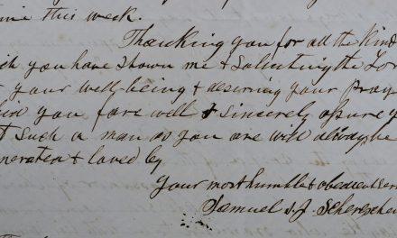 From the Archives: Samuel Isaac Joseph Schereschewsky