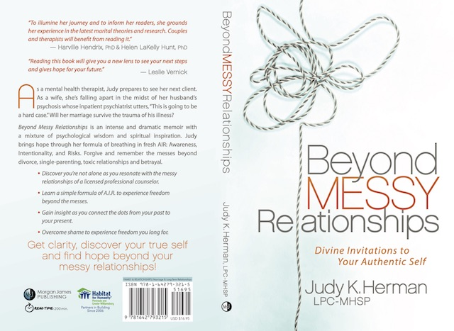 Beyond Messy Relationships – Book Release September 10th