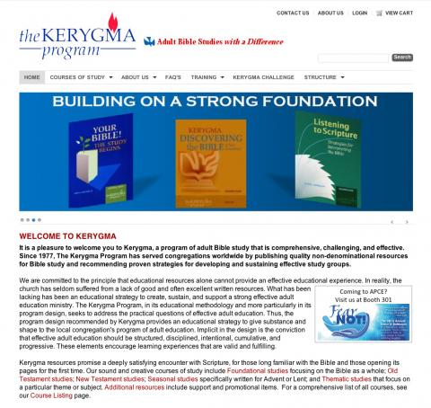 Kerygma Program
