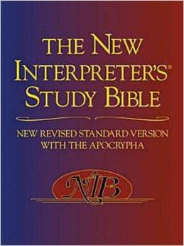 New Interpreters Study Bible