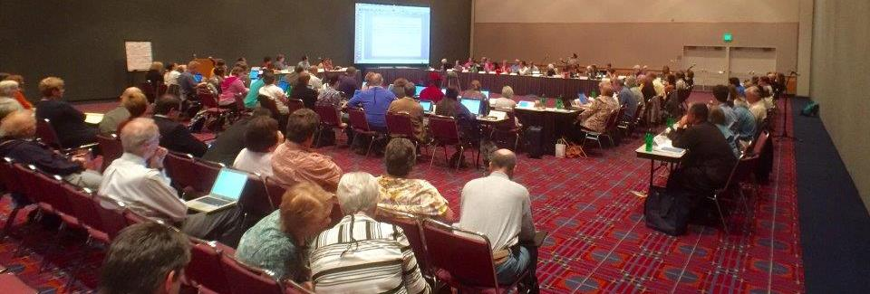 PC(USA) commissioners in committee discuss the role and future of educational ministry.