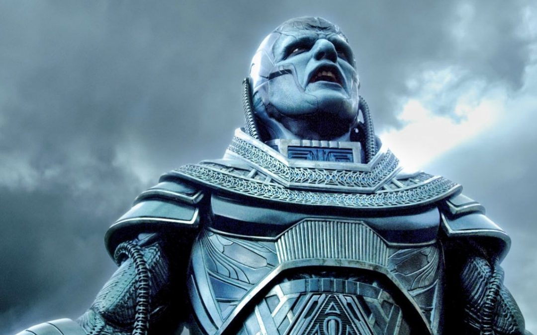 "X-Men: Apocalypse (2016) Asks Us ""Who Is God?"" and ""Who Am I?"""