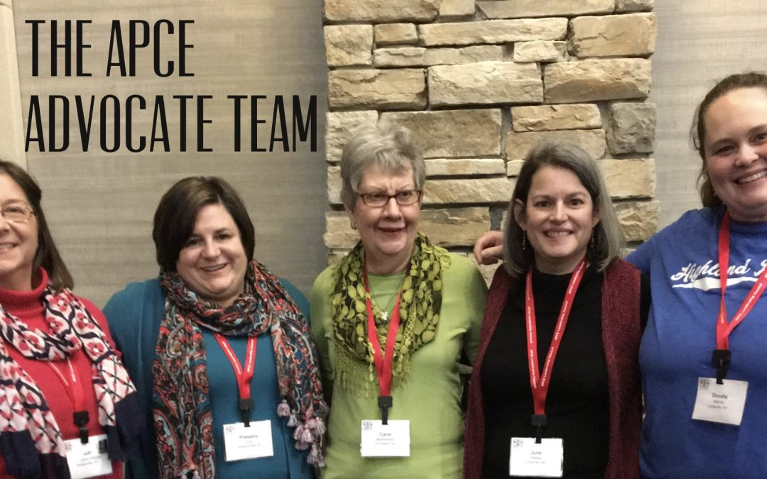 Greetings from your Advocate Team!