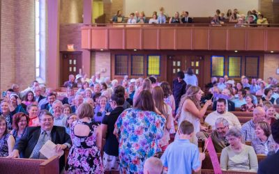 Annual Congregational Meeting followed by Potluck lunch – January 26
