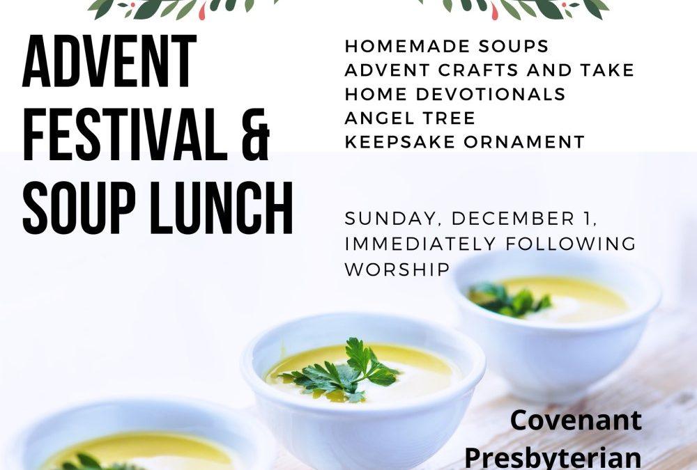 Advent Festival – 12/1
