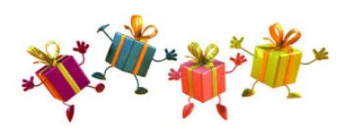 Staff Christmas Gift – Deadline 12/15