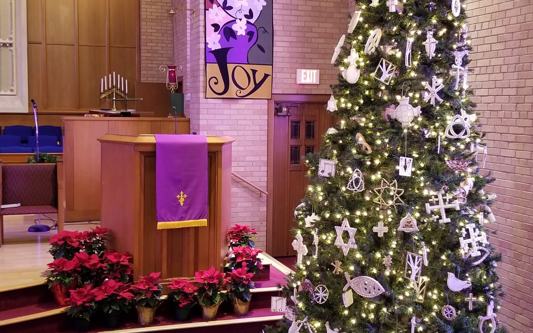 First Sunday of Christmas Service