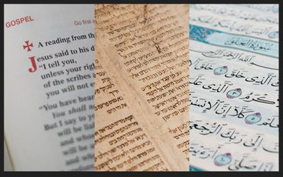 Adult Education Offering – Judaism, Christianity, and Islam