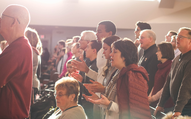 Starting New Worshipping Communities with God's Mission in Mind
