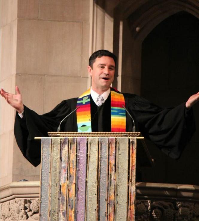 Photo by Leslie Scanlon of the Presbyterian Outlook