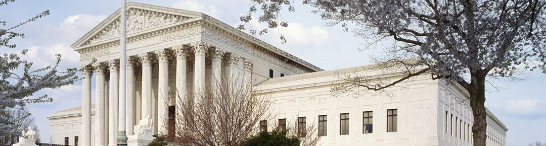Encouraging the Supreme Court