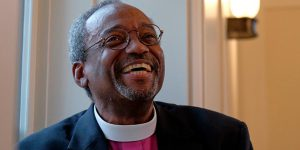 Former West Baltimore Bishop To Preach At Royal Wedding