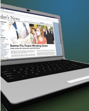 Online News Website