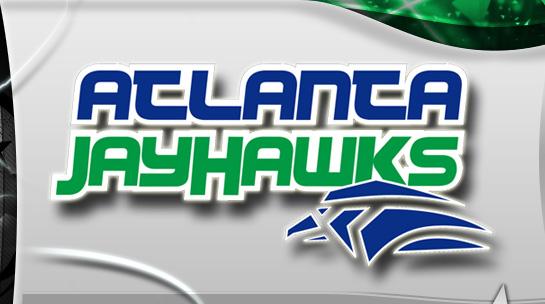 Atlanta Jayhawks Cheerleading Logo