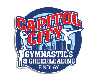 Capitol City Gymnastics Cheerleading Findlay